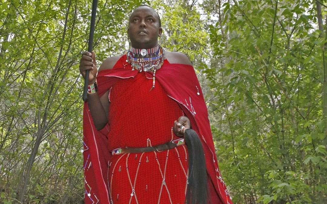 Words from a Maasai Chief